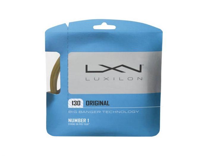 LUXILON BIG BANGER ORIGINAL 130 CORDAGE TENNIS