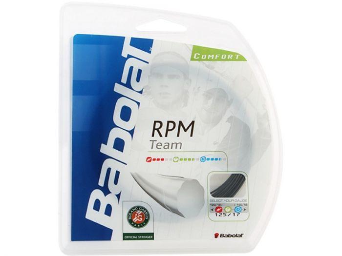 CORDAGE DE TENNIS BABOLAT RPM TEAM GARNITURE 12M
