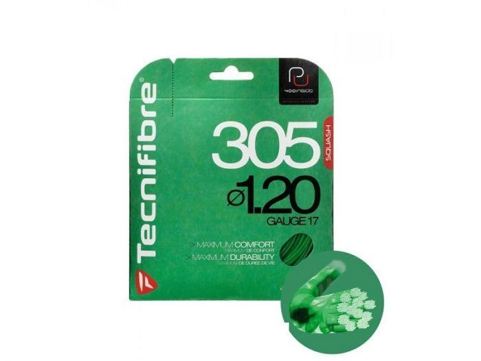 GARNITURE DE CORDAGE DE SQUASH TECNIFIBRE 305