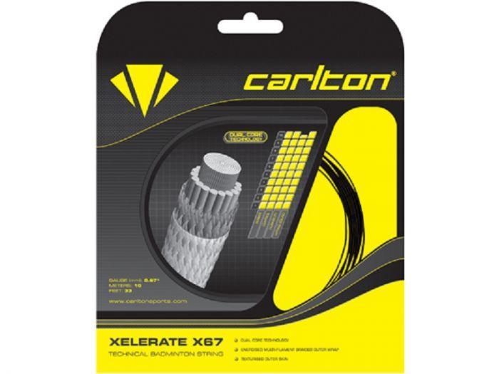 GARNITURE CORDAGE CARLTON X-ELERATE 67