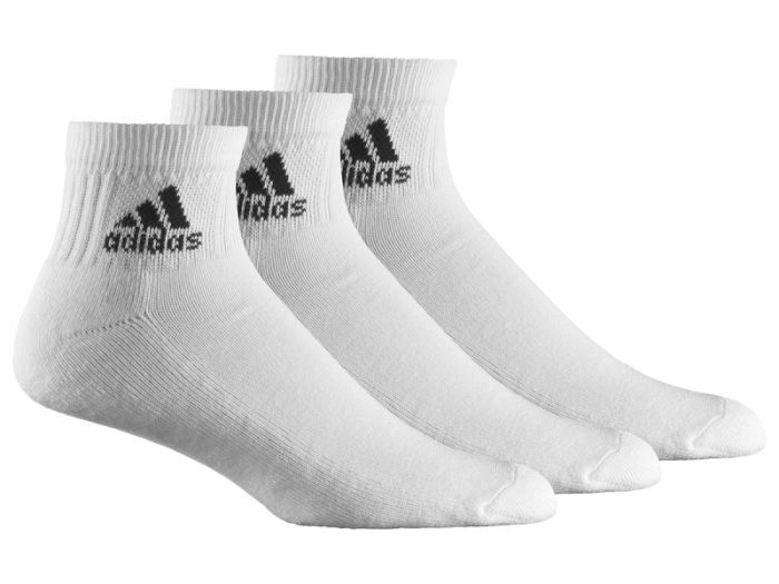 CHAUSSETTES ADIDAS ADI ANKLE HC BLANCHES Z11432