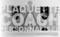 PLAQUETTE COACH PERSONNALISABLE 320mm X 200mm