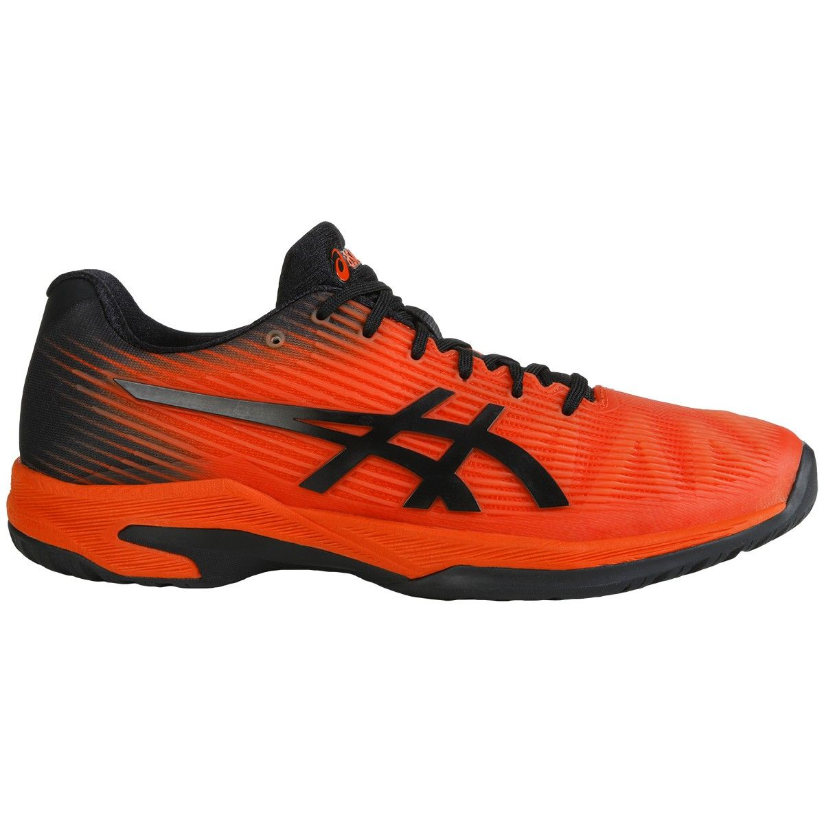 chaussure asics orange