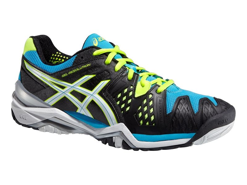 chaussure tennis asics gel resolution 6