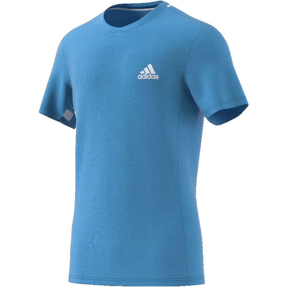 adidas t shirt bleu