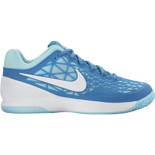reasonable price official supplier hot new products CHAUSSURES FEMME WMNS NIKE ZOOM CAGE 2 705260 414 BLEU - Set & Match