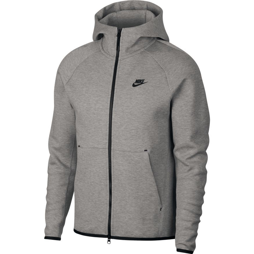 VESTE NIKE HOMME TECH FLEECE 928483 063 GRIS