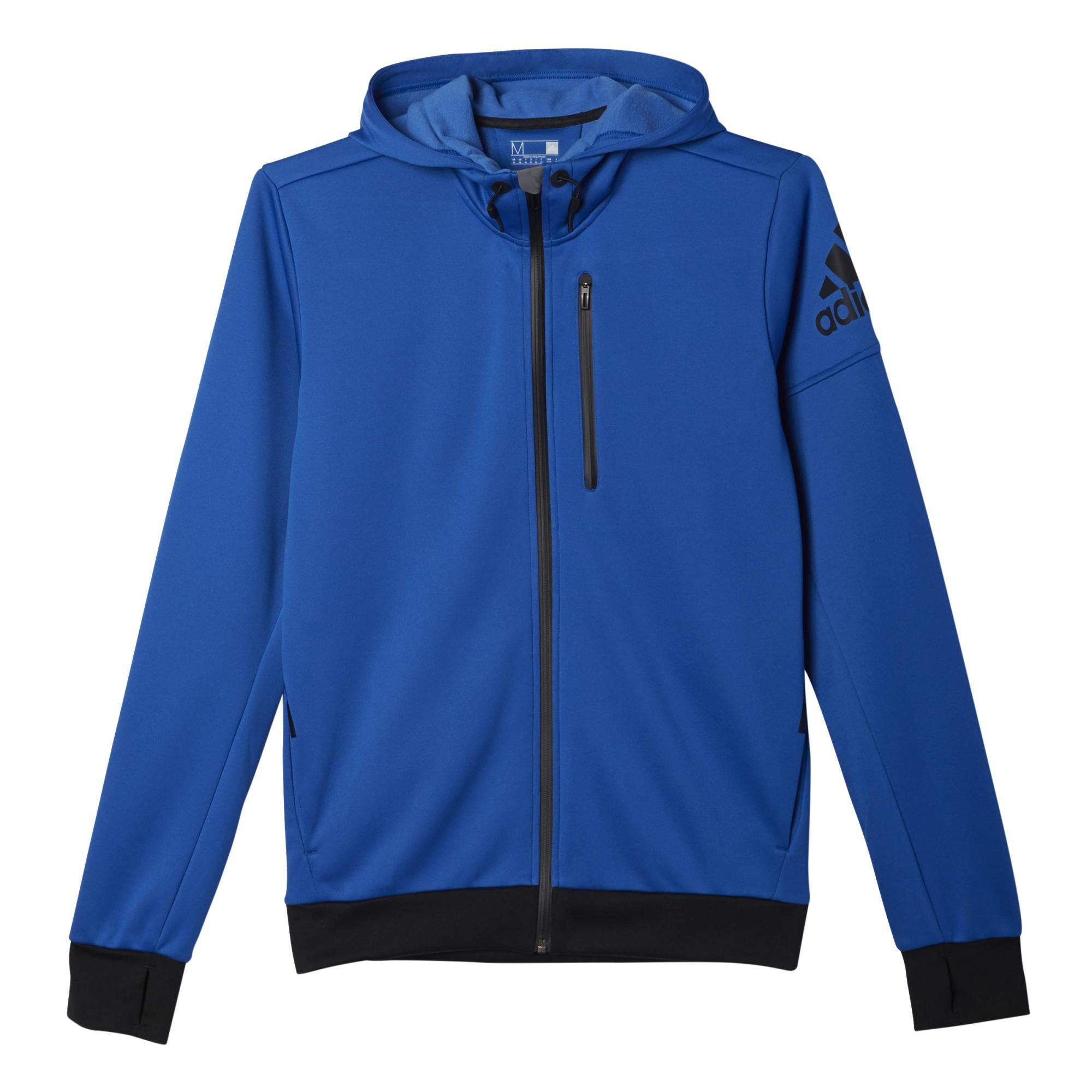 Hauts Adidas Bleu Homme Veste Capuche Daybreaker France