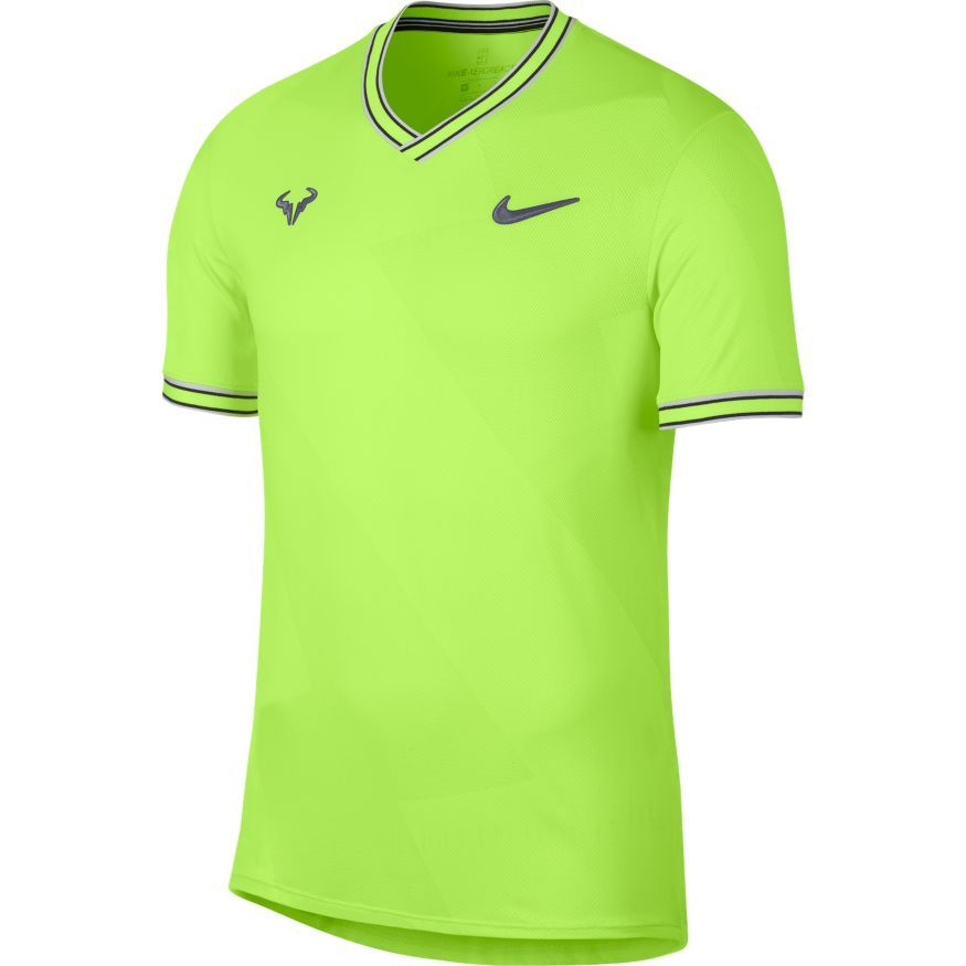 tee shirt homme nike jaune