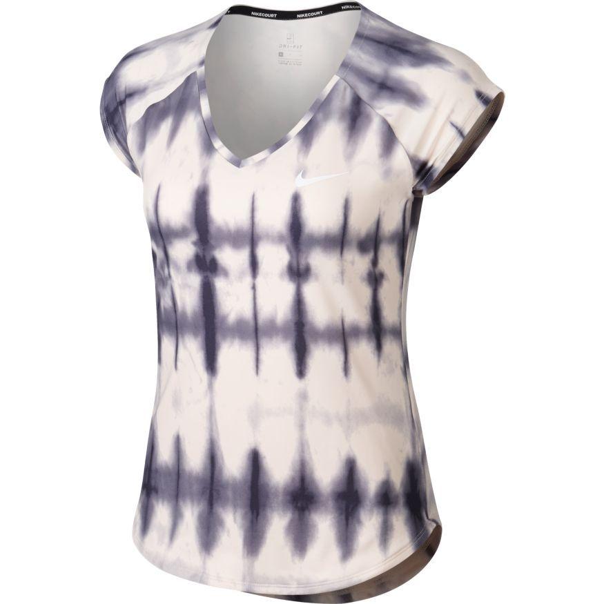 tee shirt nike femmes gris