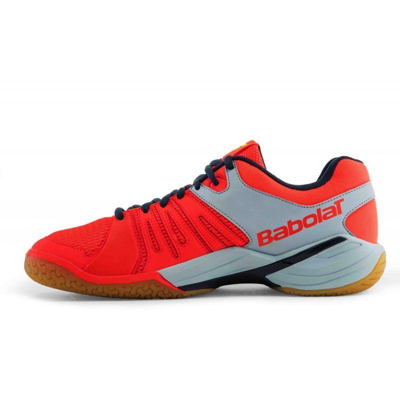 Babolat Chaussures de Badminton Hommes Shadow Spirit 2017 30s1703 Orange//Gris