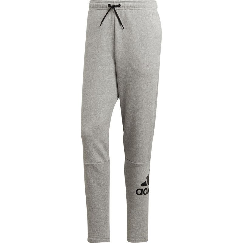 PANTALON HOMME ADIDAS MUST HAVES BADGE OF SPORT DQ1447 GRIS