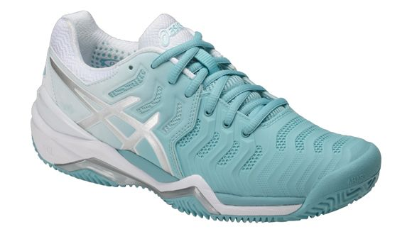chaussures asics gel resolution 7