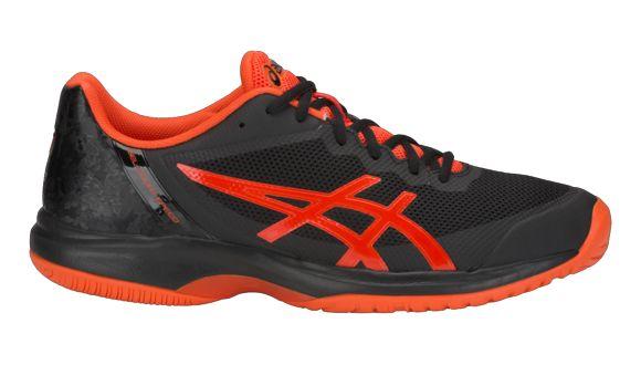 asics chaussure homme orange