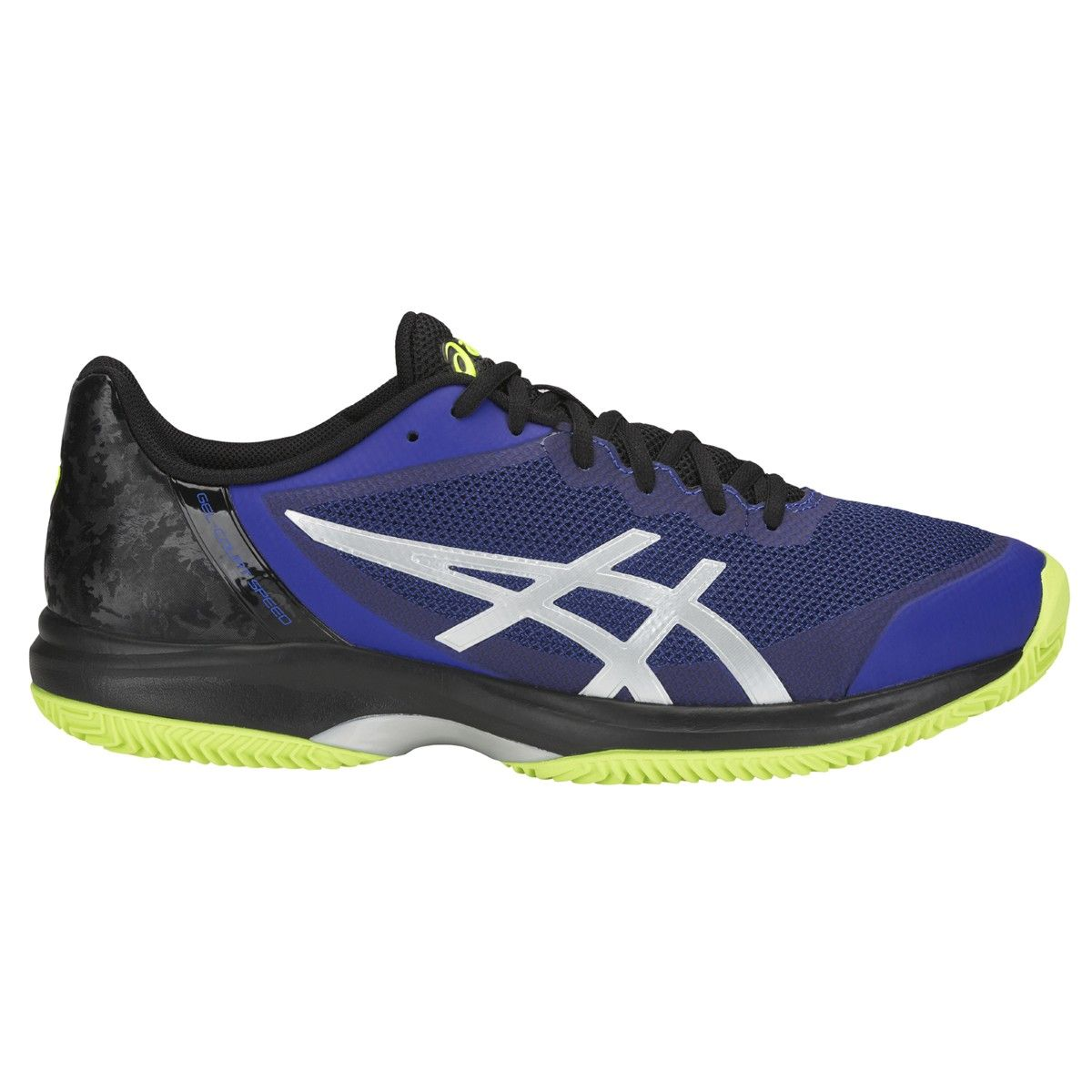 chaussures asics gel court speed terre battue