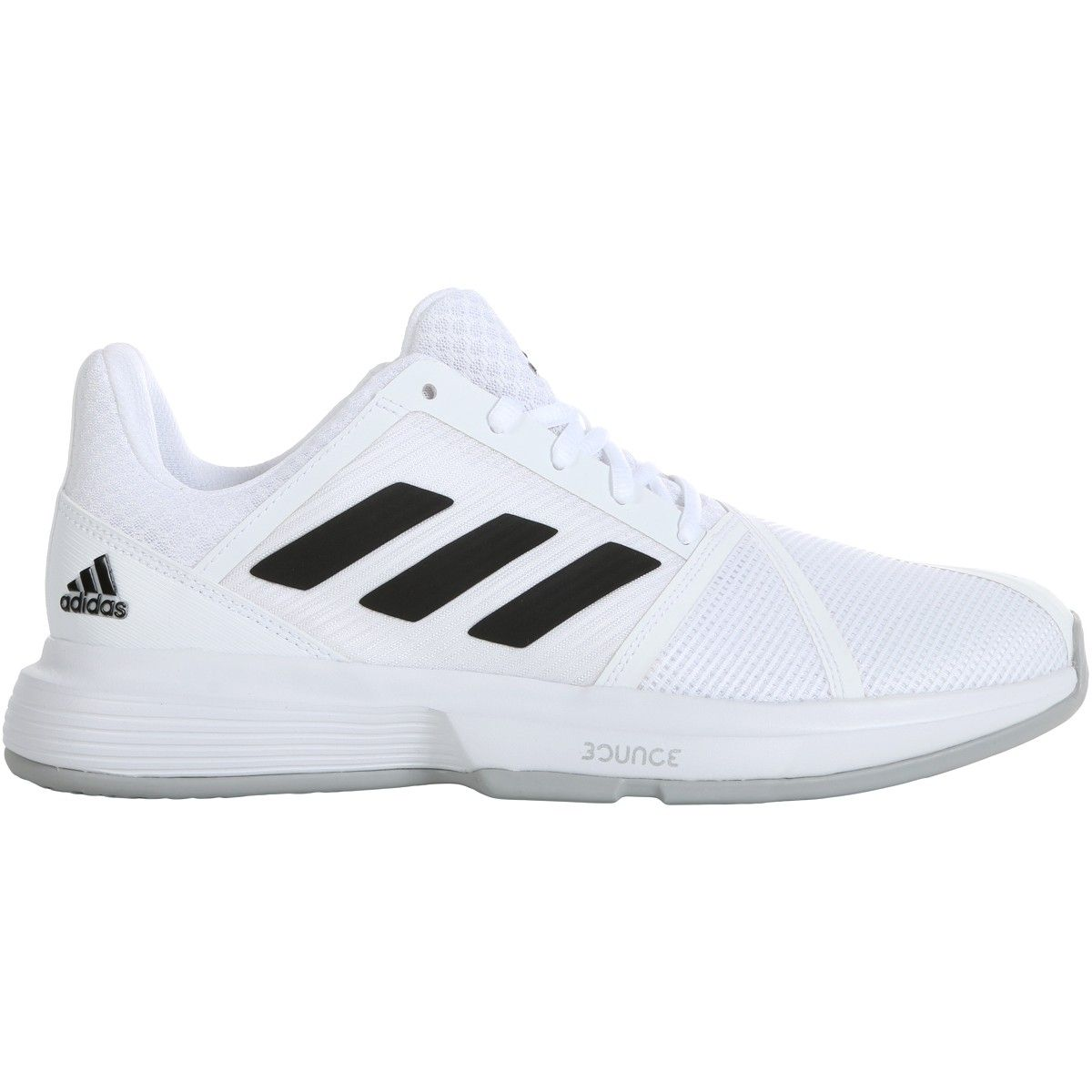 CHAUSSURES HOMME ADIDAS COURTJAM BOUNCE EF2480 BLANC