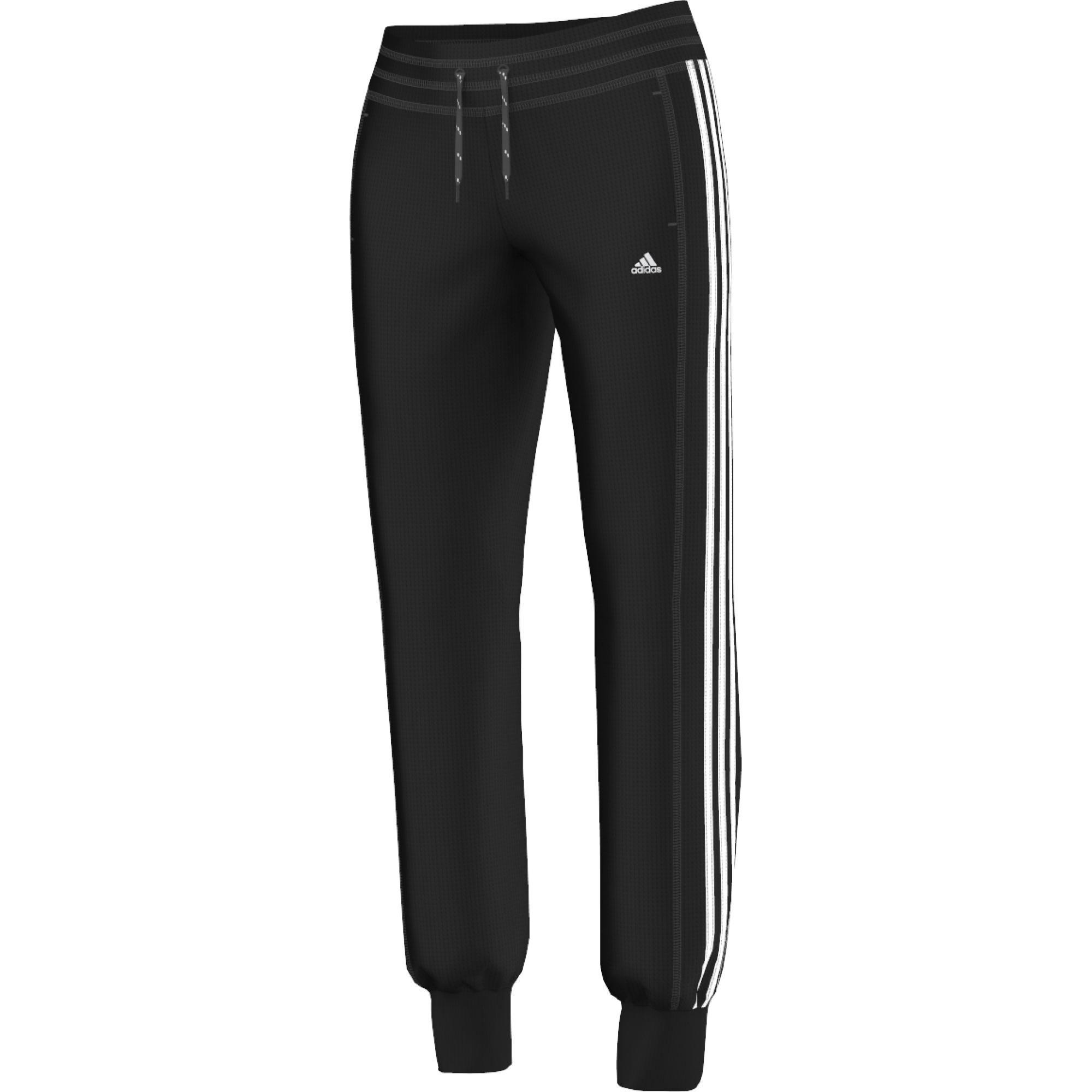 pantalon fitness femme adidas