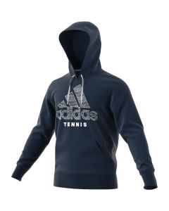 SWEAT HOMME ADIDAS CATEGORY TENNIS DU5336 BLEU
