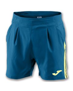 SHORT JUNIOR JOMA GRANADA 100568 709 BLEU JAUNE