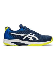 CHAUSSURES DE TENNIS HOMME ASICS SOLUTION SPEED FF 1041A003 402 BLEU MARINE