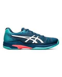 CHAUSSURES HOMME ASICS SOLUTION SPEED FF CLAY 1041A004 407 BLEU