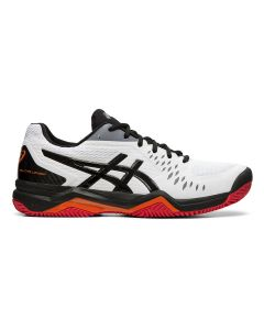 CHAUSSURES HOMME ASICS GEL CHALLENGER 12 CLAY 1041A048 114 BLANC