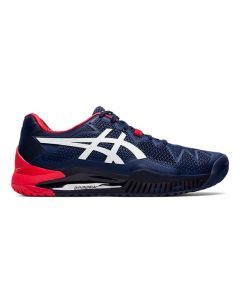 CHAUSSURES HOMME ASICS GEL RESOLUTION 8 ALL COURT 1041A079 400