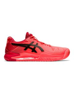 CHAUSSURES HOMME ASICS GEL RESOLUTION 8 TOKYO 1041A185 701 ROUGE