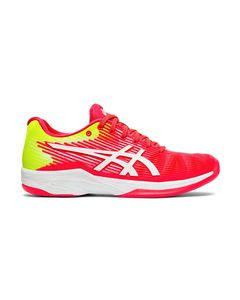 CHAUSSURES DE TENNIS FEMME ASICS SOLUTION SPEED FF 1042A002 702 ROSE