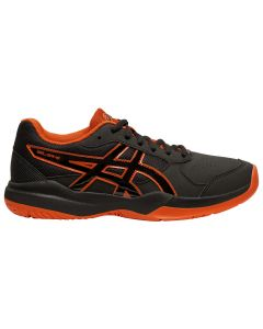 CHAUSSURE DE TENNIS JUNIOR ASICS GEL GAME 7 GS 1044A008 010 NOIR/ORANGE