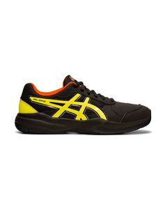 CHAUSSURE DE TENNIS JUNIOR ASICS GEL GAME 7 GS 1044A008 011 NOIR