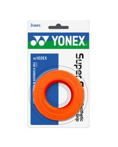 SURGRIP YONEX SUPER GRAP x3 AC102EX ORANGE