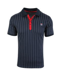 POLO FILA CLUB STRIPES FRM131011 BLEU