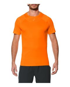 Tee shirt Asics Homme Athlete Monfils RG 141141 0524 Orange