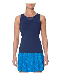 Debardeur Asics Femme Athlete 141149 8052 Bleu