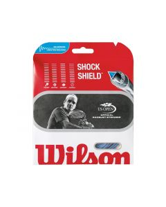 WILSON SHOCK SHIELD GARNITURE DE CORDAGE 12M