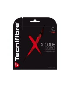 TECNIFIBRE X CODE CORDAGE DE TENNIS GARNITURE 12M