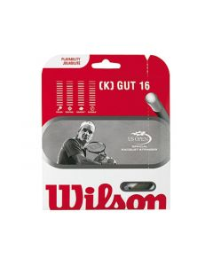WILSON K GUT 16 GARNITURE CORDAGE DE TENNIS 12M