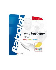 CORDAGE DE TENNIS BABOLAT PRO HURRICANE TOUR GARNITURE 12M 1.30