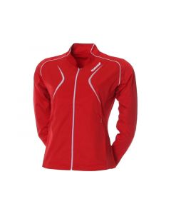 VESTE DE SURVETEMENT JUNIOR FILLE BABOLAT JACKET CLUB GIRL 42F1228 ROUGE