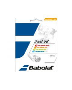 BABOLAT IFEEL 68 CORDAGE BADMINTON GARNITURE 10M  NOIR