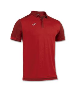 POLO JOMA HOMME COMFORT ROYAL 100527 600 ROUGE