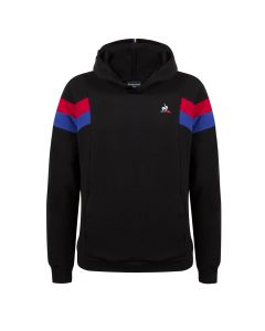 SWEAT A CAPUCHE JUNIOR LE COQ SPORTIF TRICOLORE N°1 2020395