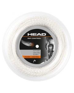 CORDAGE DE TENNIS HEAD RIP CONTROL BOBINE 200M BLANC