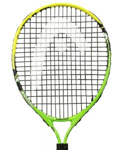 RAQUETTE DE TENNIS HEAD NOVAK JUNIOR 19 232534 VERT/JAUNE