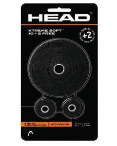 SURGRIPS HEAD XTREM SOFT NOIR LOT DE 12 (10 + 2 GRATUITS) 285036