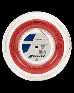 CORDAGE DE TENNIS BABOLAT RPM BLAST ROUGH BOBINE 200M 243136 201 ROUGE