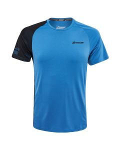 TEE SHIRT BABOLAT HOMME PERFORMANCE CREW 2MS19011 4039 BLEU
