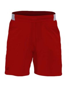 "SHORT HOMME BABOLAT PERFORMANCE 7"" 2MS19061 5021 ROUGE"