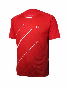 TEE SHIRT JUNIOR FORZA BALKAN ROUGE 302508